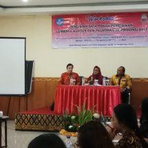 "Forum Pengelola LKP Bali Gelar Lokakarya Pengisian Data Pokok Berbasis ""Online"""