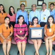 """Kinerja """"Sangat Bagus"""", BPR Prisma Bali Kembali Raih Penghargaan Infobank"""
