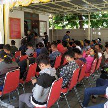 Proses 2.917 Berkas Tilang, Kejari Denpasar Pasang Tenda