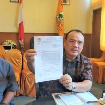 Tunggu Putusan MP, Sugawa Korry: Golkar Tetap Terbuka bagi Kader yang 'Melanggar'