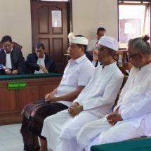 Hakim Tolak Eksepsi Sudikerta, Minta Jaksa Lanjutkan Pemeriksaan