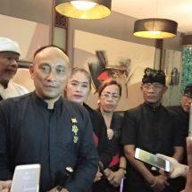 """Menjaga Toleransi Antar Umat, """"Penyawangan"""" Pura Medang Kemulan Dibangun di Pancasari Buleleng"""