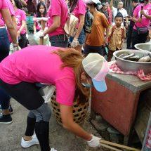 Reuni Miss Universe 2015, Gelar Bersih-bersih Sampah di Pasar Sidemen
