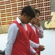 Dua ABG Tebas Mahasiswa Hingga Tewas Dituntut Tujuh Tahun Penjara