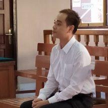 Miliki Sabu dan Ekstasi, Warga Malaysia Diadili