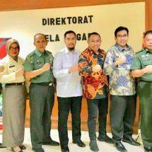 Perkuat Edukasi Konsep Bela Negara, FBN Bali Temui Direktur Bela Negara Kemenhan RI