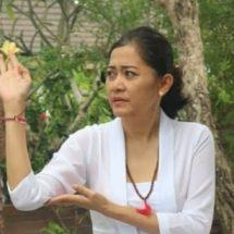 Sejumlah Petinggi Golkar Pusat Hadiri Pengabenan Istri Ketua Golkar Bali