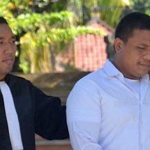 Jadi Kurir Narkoba, Oknum Sekuriti Dituntut 10 Tahun Penjara