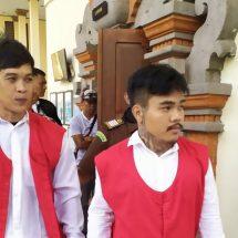 Dua Warga Thailand Pemilik 528,03 Gram Methampetamine Divonis 16 Tahun