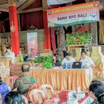 BPD Cabang Bangli Sosialisasikan KMGA Sasar Calon Pensiunan PNS