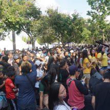 Pemkot Denpasar Gencar Sosialisasi SiDarling, Hadirkan Joni Agung and Double T
