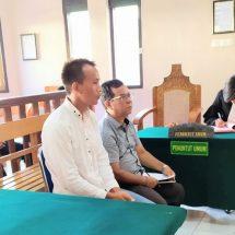 Simpan 216,23 Gram Sabu, Warga Nepal Diganjar Sembilan Tahun