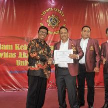 Prodi Ilmu Hukum Universitas Ngurah Rai Raih Akreditasi A