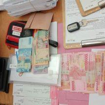 Polresta Denpasar Limpahkan Berkas Kasus Suap Mantan Kasi LHK