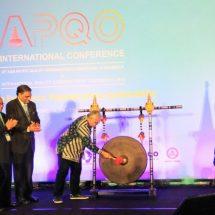 Konferensi Internasional APQO ke-25 dan Konvensi IQPC 2019, Keunggulan SDM Menentukan Kualitas