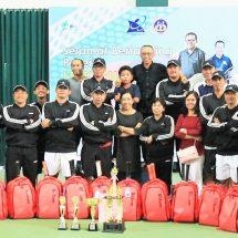 Tim Tenis Undiksha Berjaya di LPTK Cup 2019 Padang