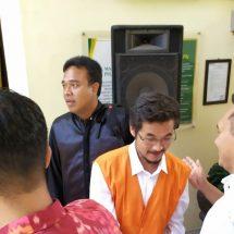 Masuk Indonesia Tanpa Dokumen, Warga Cina Diadili