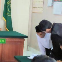 Mahasiswa Kurir Narkoba Dihukum 14 Tahun
