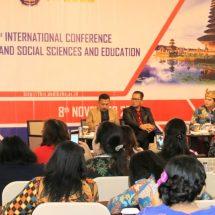Gelar Konferensi Internasional, FHIS Undiksha Ajak Bangkitkan Nilai-nilai Kemasyarakatan di Era Teknologi