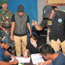 BNN Badung Razia Hiburan Malam, Tiga Pengunjung Terindikasi Gunakan Narkoba