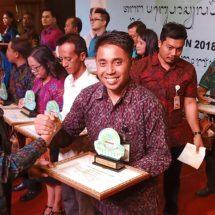 PLN IUD Bali Terima Penghargaan dari Pemerintah Kota Denpasar