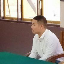 Pukul Pacar Dengan Besi, Samuel Terancam Hukuman 2 Tahun 8 Bulan Penjara