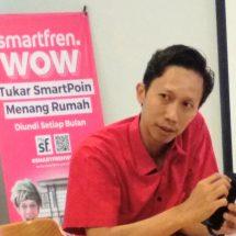 """Apresiasi Pelanggan, Smartfren Gelar Event """"Smartfren WOW Fest"""""""