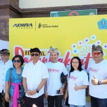 Adira Finance Promosikan Pasar Badung Dengan Kearifan Lokal, Jadikan Pasar Rakyat Ruang Publik Kreatif
