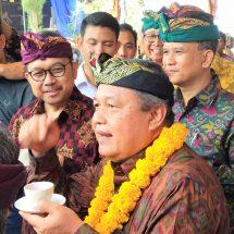 Gubernur BI Launching Desa Wisata Tampaksiring