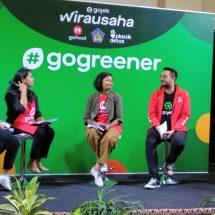 Ajak Mitra Merchant Ramah Lingkungan, GoFood Gelar Gojek Wirausaha di Bali