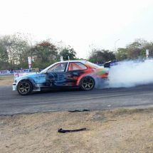 "PT. Total Oil Indonesia Gelar ""Nongkrong Bareng Total"" di GWK Speed City Circuit"
