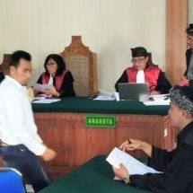 Kurir Setengah Kilogram Sabu-sabu Jaringan Aceh Dituntut 17 Tahun