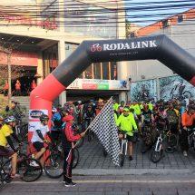 Bike For Life Rodalink, Dari Bersih-Bersih Sampah, Donor Darah Hingga Tambah Pertemanan