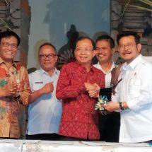 Mentan: Bali Miliki Potensi Besar di Sektor Pertanian
