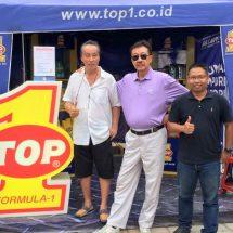 Hadir di Bali Classic Motor Show 3, Oli Top 1 Kenalkan Evo Engine Tune Up, Tarikan Mesin Jadi Enteng dan Irit Bahan Bakar