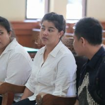 Terancam Hukuman Mati, Simpan Sabu Sabu 958 Gram, Dua WN ThailandDiadili