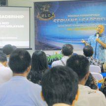 """Seminar """"Servant Leadership"""", Pak Oles: Pemimpin Yang Melayani Bekerja Tulus dan Ikhlas"""