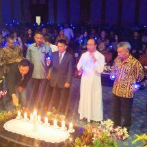 "Perayaan Natal BMPD Bali 2019, ""Hiduplah Sebagai Sahabat Bagi Semua"""