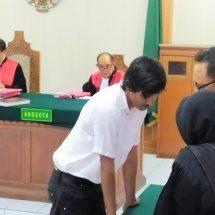 Selundupkan 495 Gram Sabu-sabu dari Aceh, Amirullah Divonis 15 Tahun