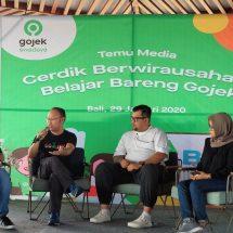 Berdayakan Keluarga Mitra, Gojek Hadirkan 'Chef' Gery Nainggolan Latih Istri Mitra GoRide & GoCar Terampil Memasak dan Jadi Wirausaha
