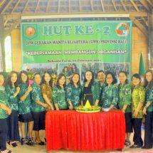Rayakan HUT ke-2 di Bokashi Farm, GWS Bali Terus Tingkatkan Pengabdian Di Masyarakat
