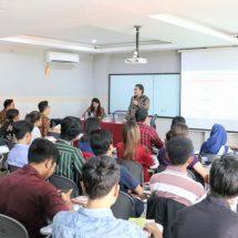 Kuatkan 4 Pilar Kebangsaan, Alit Kelakan Ajak Mahasiswa Tetap Kritis