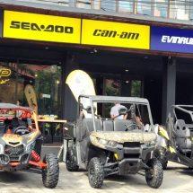 BRP Indonesia Buka Dealer di Bali
