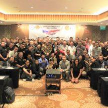 Konsulat Jenderal AS Beri Pelatihan Investigasi Penipuan Dokumen dan Pelatihan Keamanan VIP di Bali