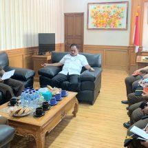 Kunjungan Jampidsus, Pantau Wilayah Bebas Korupsi yang Dicanangkan Kejari Denpasar