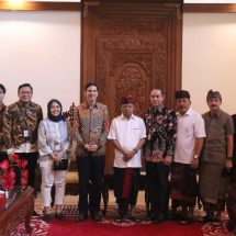 ​Audiensi dengan Gubernur, ADB Bantu Program Clean & Sustainable Energy di Bali