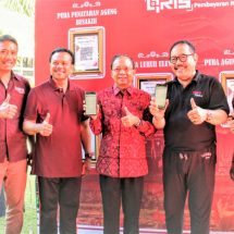 Sosialisasi QRIS di Lingkungan ASN Pemprov Bali, Gubernur Koster: Bank BPD Bali Harus Bisa Bersaing dengan Perbankan Lain