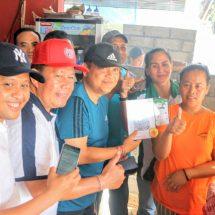 "Sosialisasi QRIS Bank BPD Diminati Pengunjung ""Denpasar Wonderfood Culinary Fun Walk"""