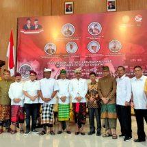 Pejuang Bravo 5 Bali Gelar Sarasehan Potret Kerukunan Umat Beragama
