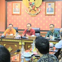 Wagub Bali Ingatkan Pengusaha Muda Tingkatkan Etos Kerja dan Bersikap Jujur